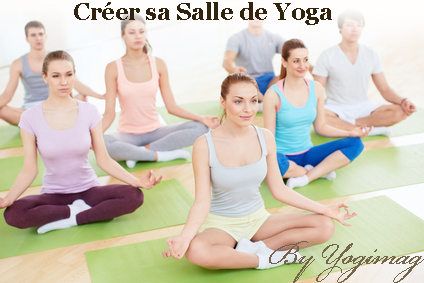 cr er sa salle de yoga devenir professeur de yoga yogimag. Black Bedroom Furniture Sets. Home Design Ideas