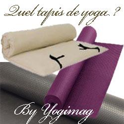 quel tapis de yoga choisir bien acheter son tapis de yoga conseils blog yogimag. Black Bedroom Furniture Sets. Home Design Ideas
