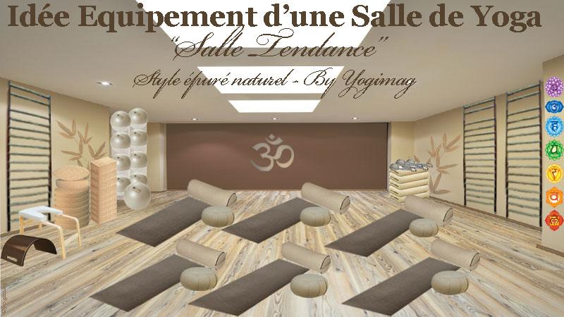id e conseil pour quiper sa salle de yoga pro yogimag. Black Bedroom Furniture Sets. Home Design Ideas
