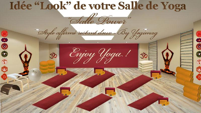 Deco yoga for Tapis yoga avec canapé avec pouf intégré
