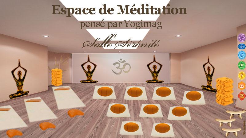 concevoir cr er son espace de m ditation agencement d coration et equipements yogimag. Black Bedroom Furniture Sets. Home Design Ideas
