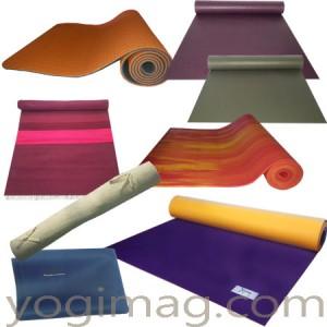 choisir son tapis de sol sports loisirs wellness yoga yogimag. Black Bedroom Furniture Sets. Home Design Ideas