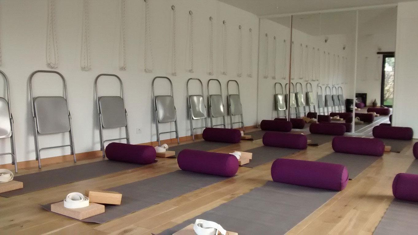 cr er sa salle de yoga devenir professeur de yoga yogimag. Black Bedroom Furniture Sets. Home Design Ideas