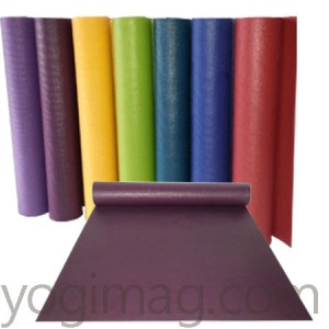 tapis de yoga 4mm