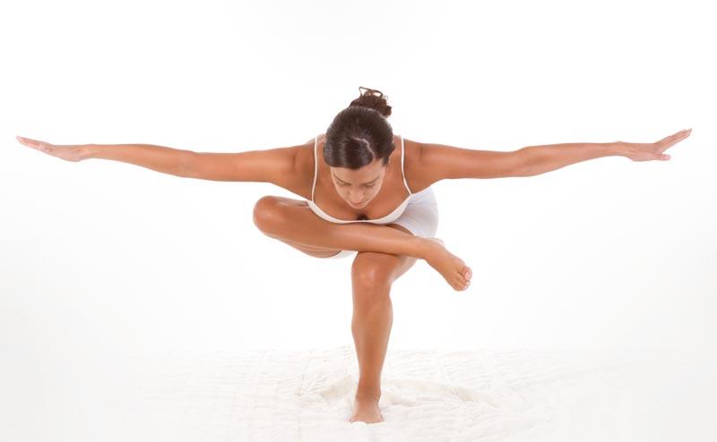 yoga pose - Yogimag