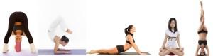 postures yogas disciplines