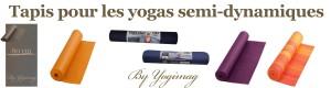 YOGIMAG QUEL ACHAT TAPIS DE YOGA semi dynamique