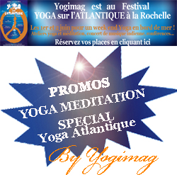 YOGIMAG TAPIS ACCESSOIRES PROMOS YOGA FESTIVAL ATLANTIQUE