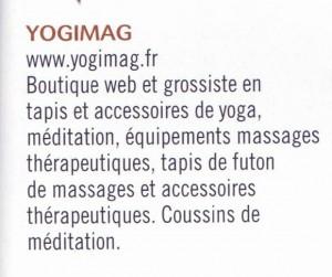 annonce yogimag festival yoga 2012