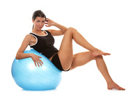 yogimag ballon exercice1 pilates yoga fitness