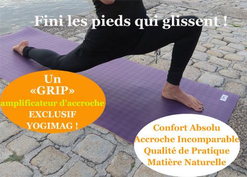 Trouver Bien Acheter Son Tapis De Yoga Pour Pratiquer Yogimag