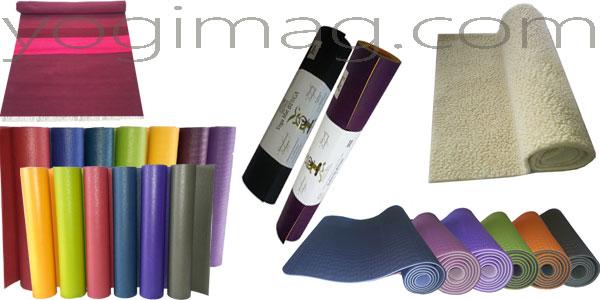acheter tapis de yoga yogimag