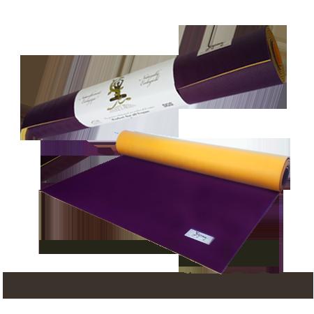 tapis de yoga latex naturel écologique yogimag