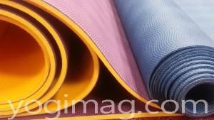 tapis de yoga épaisseur 1 à 4mm byoga yogimag