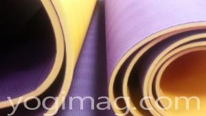tapis de yoga épaisseur 4 ou 6 mm yogimag byoga
