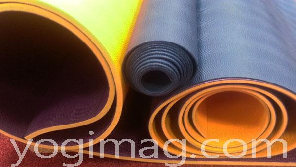épaisseur tapis de yoga fin ou épais byoga