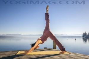 tapis de yoga byoga latex naturel