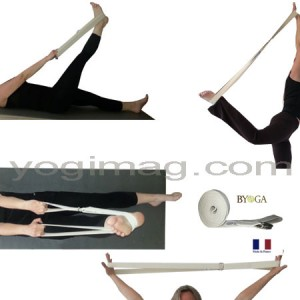 sangle de yoga yogimag