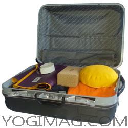 tapis de yoga voyage accessoire