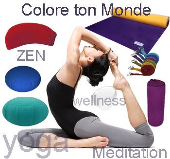 tapis accessoires yoga