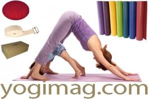 tapis accessoires yoga enfant junior