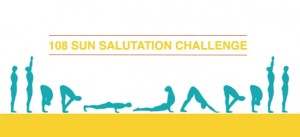 108 salutations au soleil Yogathon