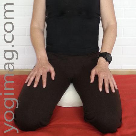 posture zazen méditation