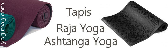 tapis de yoga ashtanga raja
