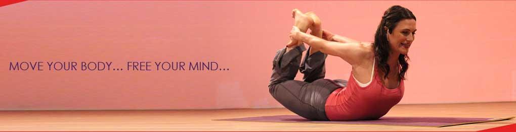 Clotilde Professeur Yoga