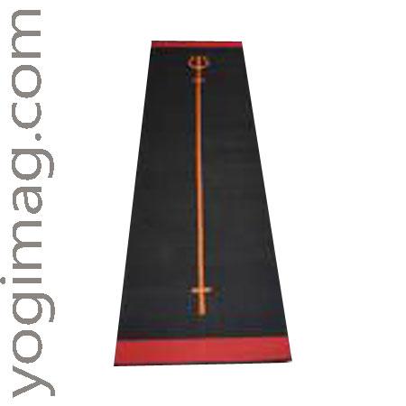 tapis de yoga coton