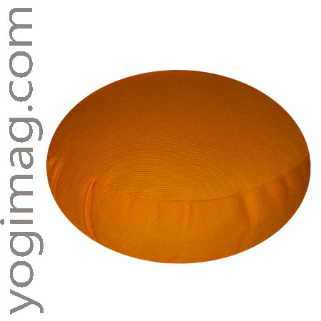 coussin-de-meditation-zafu-petit-mini-voyage-yogimag-orange