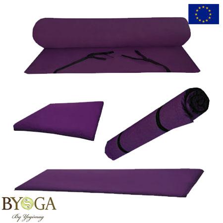 Tapis de Yoga Chaud qualité futon