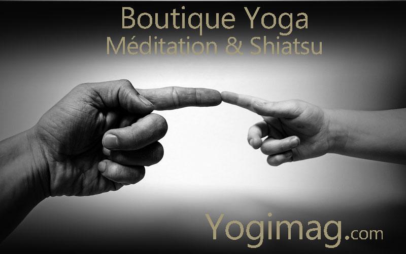 tous tapis de yoga en boutique Yogimag