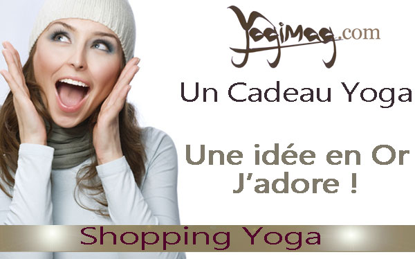 shopping yoga