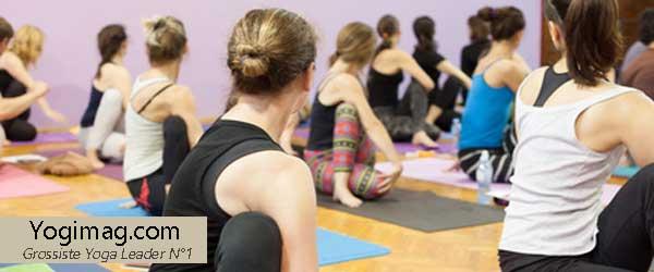 tapis de yoga professionnel