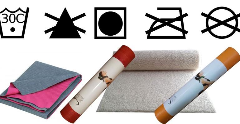 nettoyage tapis yoga