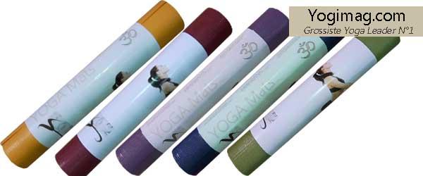 tapis de yoga pas cher