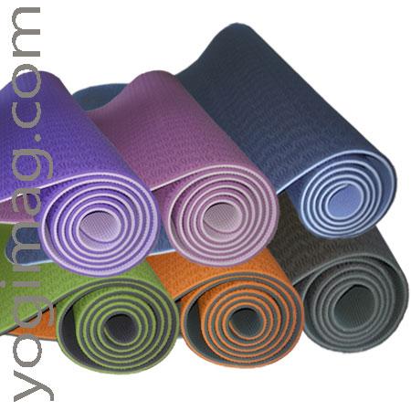 tapis de yoga sérénité