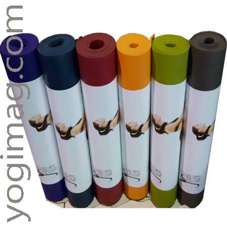 tapis de yoga iyengar