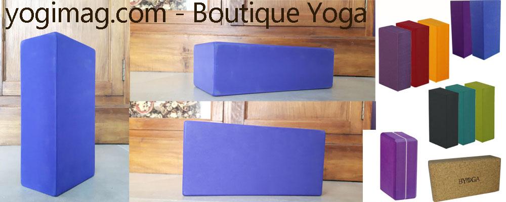 Yogimag briques de yoga