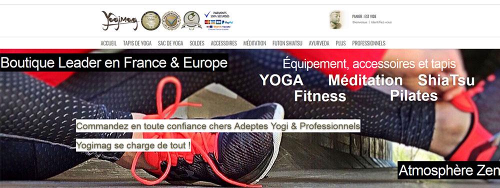 Boutique YOGA et Sport
