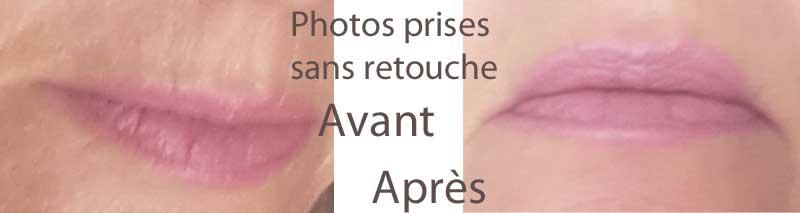 crème anti-âge lèvres