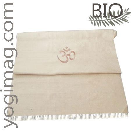 Tapis yoga Yogimag en coton bio