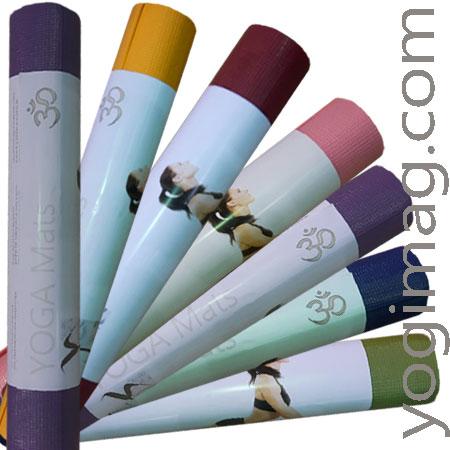 Tapis de yoga Yogimag en mousse