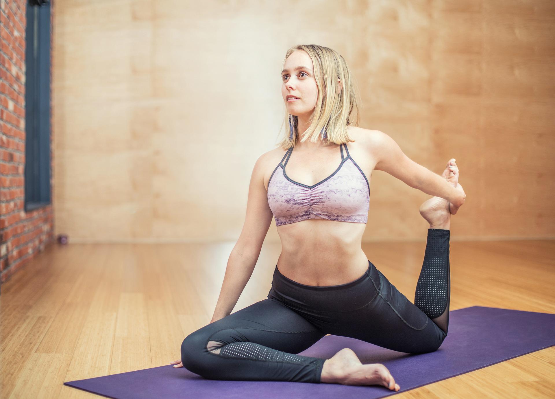 changer grâce au yoga