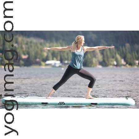 choisir un paddle yoga