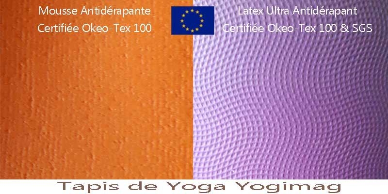 tapis yoga yogimag