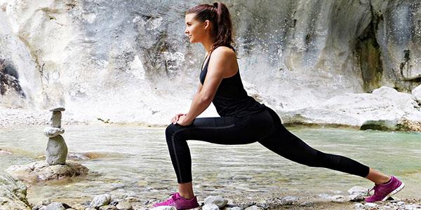yoga trail