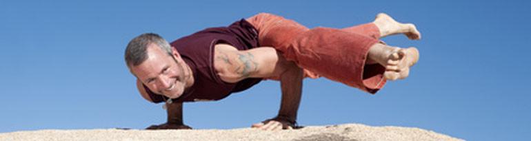 Broga yoga homme musculation
