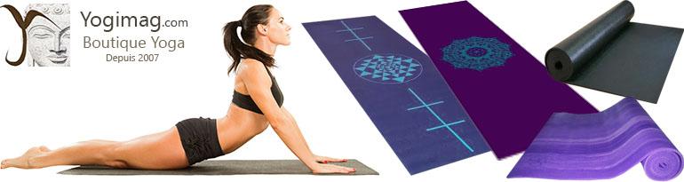 Choisir un tapis de yoga - un début pour bien pratiquer ! - Yogimag cf0c6c2de1b